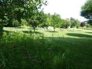 Parc et jardin - Le Gîte Les Chaises Longues