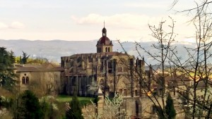 saint antoine labbaye - vue abbaye
